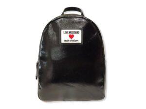 love moschino jc4031pp1clc100a borsa zaino nero