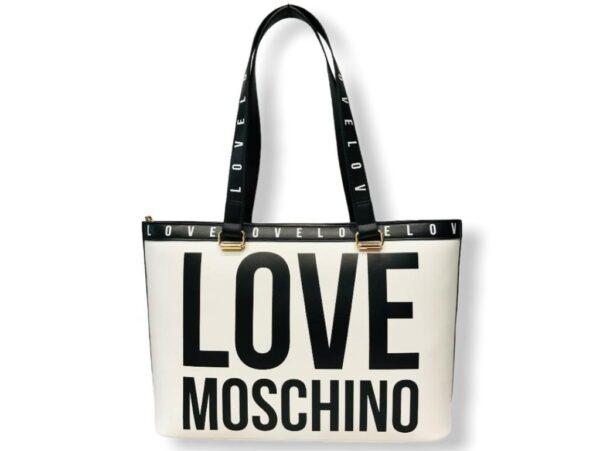 love moschino jc4180pp1dli0100 borsa bianco
