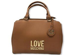 love moschino jc4192pp1dlj020a borsa bonded cammello