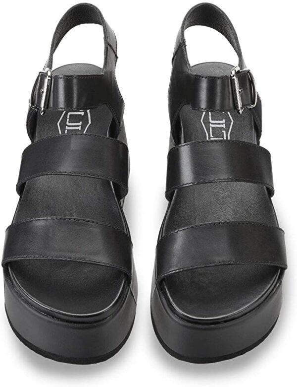 cult cle104337  blondie 3138 sandal nero