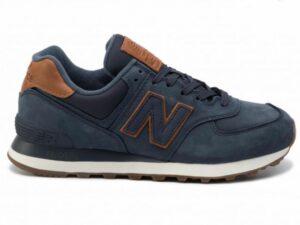 new balance ml 574 nbd navy nabuck