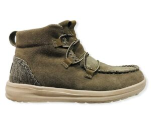 hey dude 122014962 eloise suede fossil