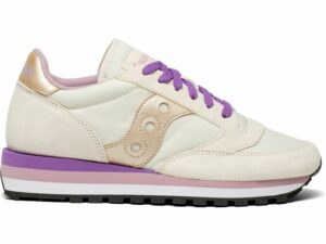 saucony jazz triple w s60530-12 cream violet d108
